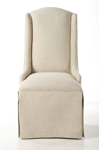 CMI - Skirted Host Chair - 652A
