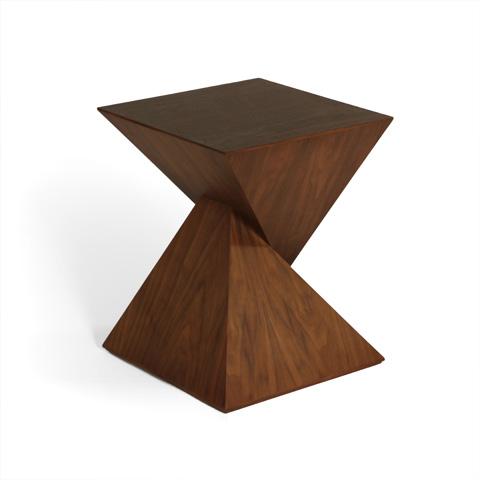Control Brand - Ystad Side Table - FET5026WALNUT