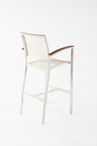 Control Brand - The Flevoland Bar Chair - FCC0218WHT
