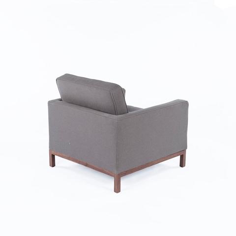 Control Brand - Dexter Lounge Chair - FEC3719GREY1