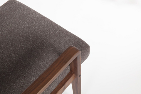Control Brand - The Flying Lounge Chair - FEC9639TWBLK