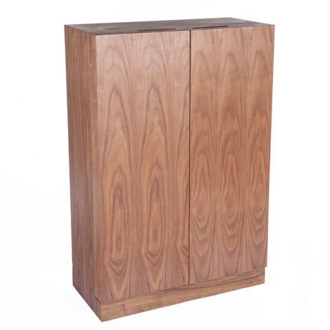 Control Brand - Alvilda Bar Chest - FSB003WALNUT