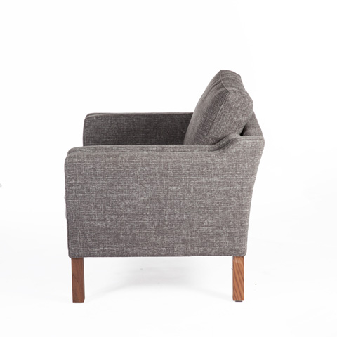Control Brand - The Tved Lounge Chair - FEC4227TWBLK1