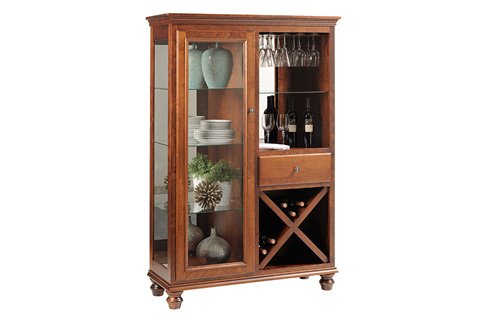 Country View Woodworking, Ltd - China Cabinet - 28-4700