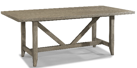 Cresent Fine Furniture - Dining Table - 5650