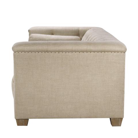 Curations Limited - Bergamo Linen Sofa - 7842.0035.A015