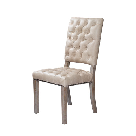 Curations Limited - Chambery Leather Chair - 8826.0025