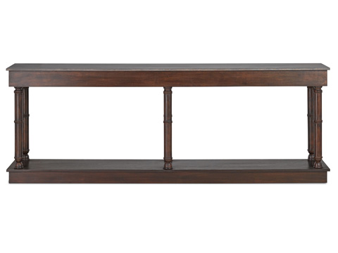 Currey & Company - Sansom Console - 3095