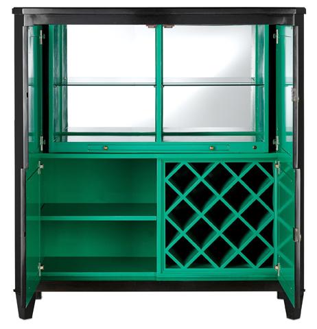 Currey & Company - Sinclair Bar Cabinet - 3249