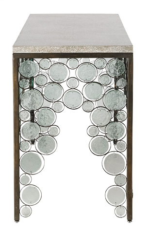 Currey & Company - Fiona Console Table - 4191