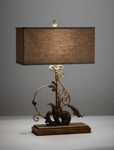 Cyan Designs - Lindley Table Lamp - 05931