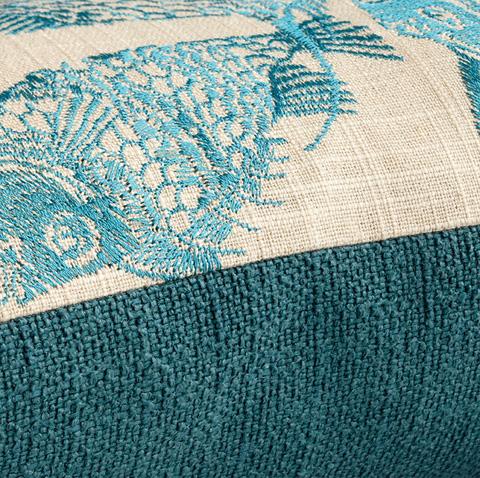 Cyan Designs - Angler Pillow - 06542