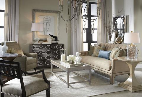 Drexel Heritage - Yates Chair - D20147-CH