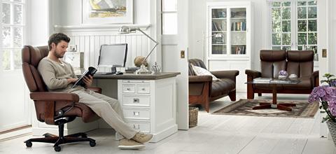 Ekornes - Stressless Magic Office Chair - 1144096