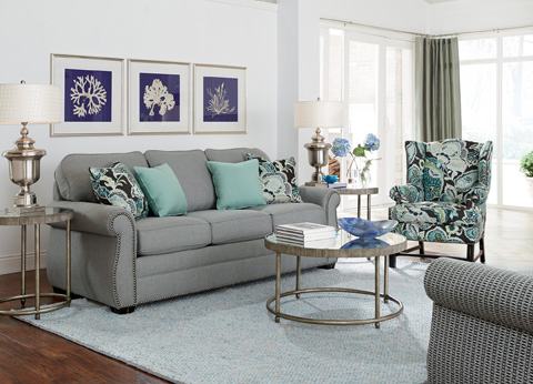 Flexsteel - Fabric Chair - 0107-10