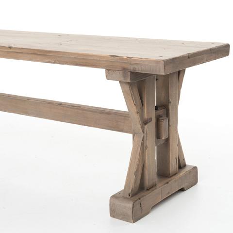 Four Hands - Tuscan Spring Dining Bench - VTUD-06-10