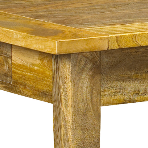 French Heritage - Payson Farm Dining Table - M-2520-1207-NAT