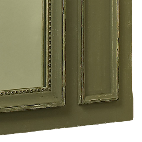 French Heritage - Le Marche Mirror - M-8704-210-GRN