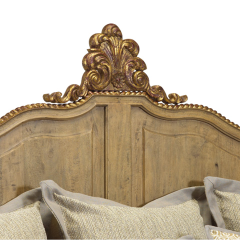 French Heritage - Surene King Bed - M-2012-1201-VCSH