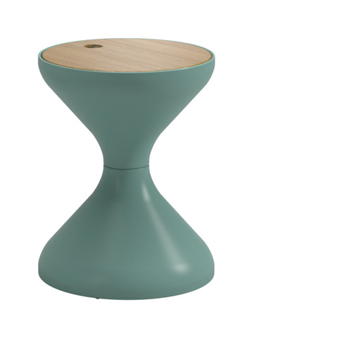 Gloster - Bells Side Table with Ice Bucket Insert - 8404