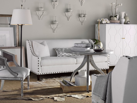 Hickory Chair - Halden Sofa - 1002-81