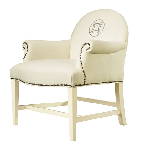 Hickory Chair - Oxford Pull-Up Chair - 2602-23
