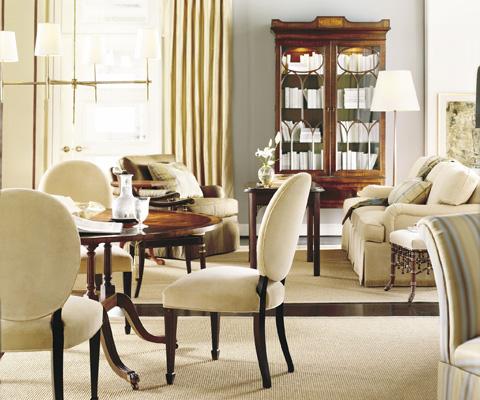 Hickory Chair - Boston Arm Chair - 4652-01