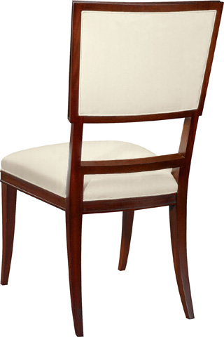 Hickory Chair - Ilsa Side Chair with Open Panel - 5350-22