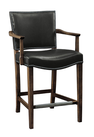 Hickory Chair - Madigan Arm Chair - 5750-01