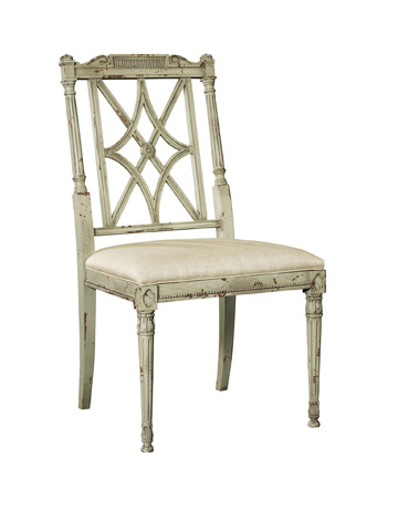 Hickory Chair - London Side Chair - 7613-24