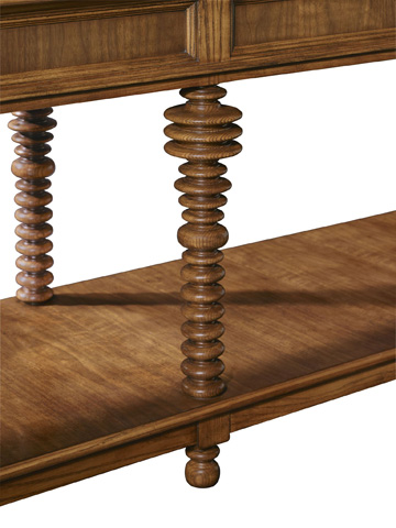 Hickory Chair - Portuguese Console - 9545-10