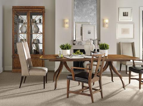 Hickory Chair - Martin Host Chair - 150-14