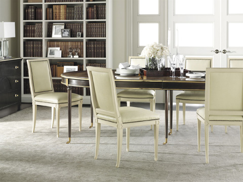 Hickory Chair - Choate Dining Table - 1543-70
