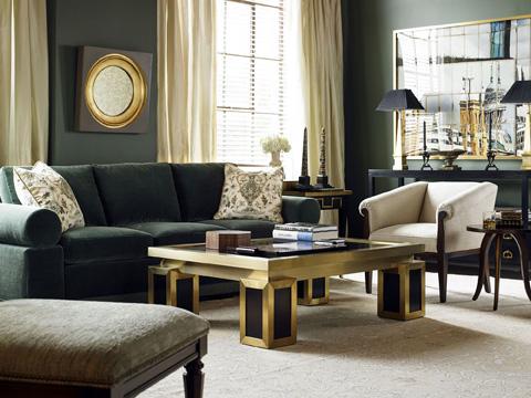 Hickory Chair - Gemma Mirror - 5299-70