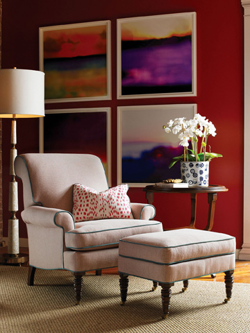 Hickory Chair - Coolidge End Table - 5284-10