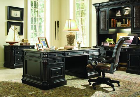 Hooker Furniture - Telluride Tilt Swivel Chair - 370-30-220