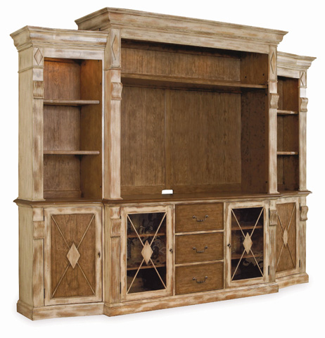 Hooker Furniture - Sanctuary Entertainment Console - 3002-70465