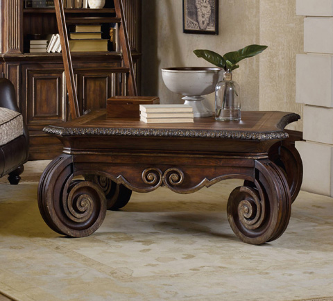 Hooker Furniture - Adagio Square Cocktail Table - 5091-80112