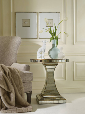 Hooker Furniture - Looking Glass Accent Table - 638-50112