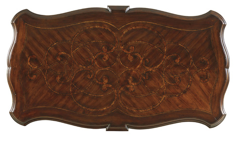 Hooker Furniture - Grand Palais Rectangle Cocktail Table - 5272-80110