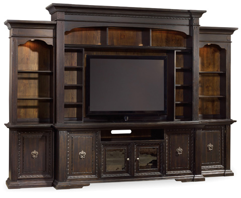 Hooker Furniture - Treviso Entertainment Console - 5374-70485