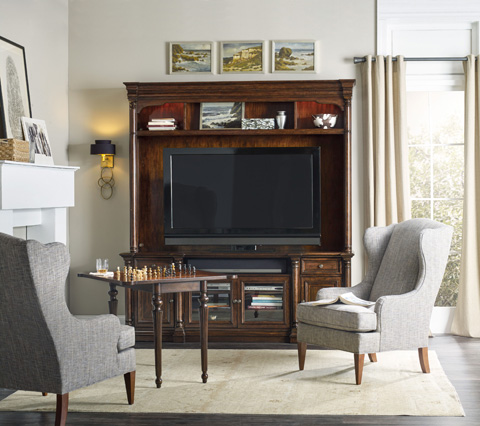 Hooker Furniture - Leesburg Entertainment Console - 5381-55484