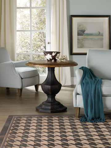 Hooker Furniture - Sanctuary Brighton Round Accent Table - 5402-50001