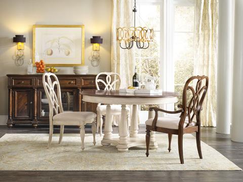 Hooker Furniture - Leesburg Splatback Side Chair - 5481-75310