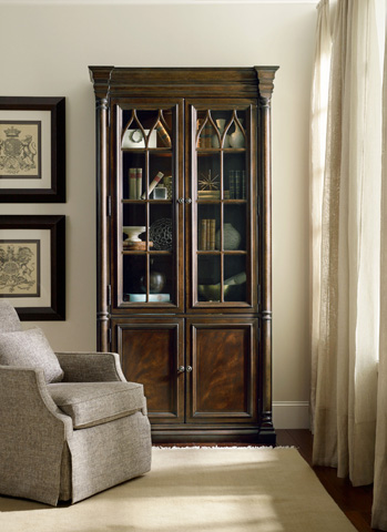Hooker Furniture - Leesburg Bookcase - 5381-10447
