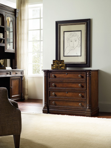 Hooker Furniture - Leesburg Lateral File - 5381-10466