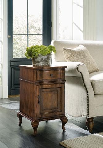 Hooker Furniture - Archivist Accent Chairside Chest - 5447-50003