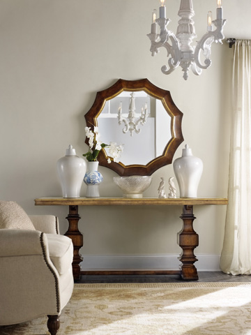 Hooker Furniture - Archivist Console Table - 5447-85001A