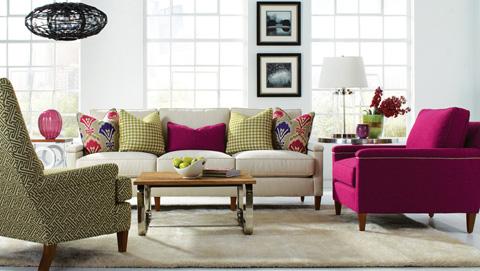 Huntington House - Upholstered Chair - 7486-50