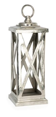 IMAX Worldwide Home - Keira Large Aluminum Lantern - 84208